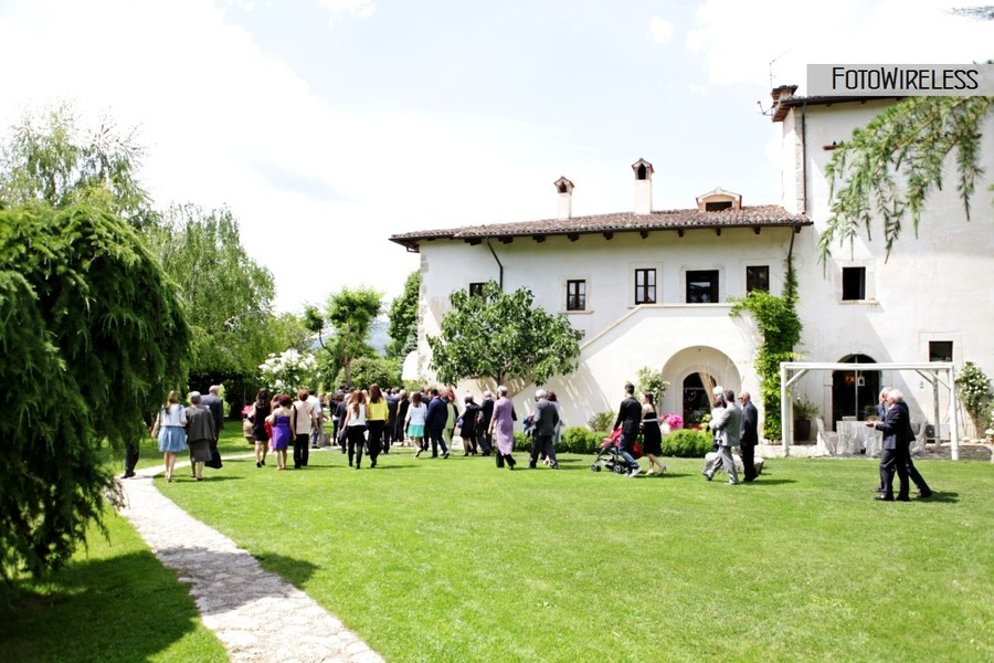 Casale Signorini, L'Aquila - Location per matrimoni. FotoWireless