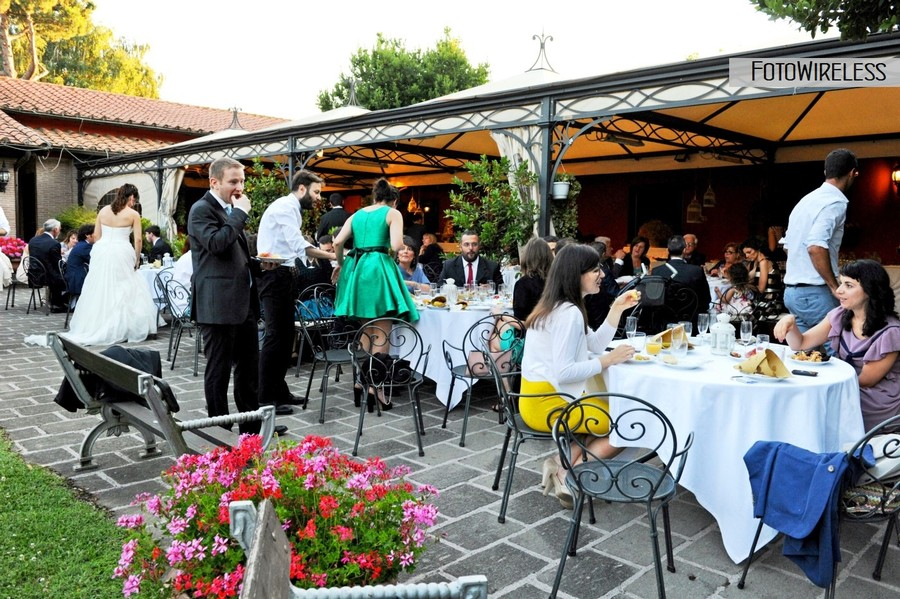 Favoloso Borgo Fontana Chiusa - FotoWireless - ristorante per matrimonio a  BH63