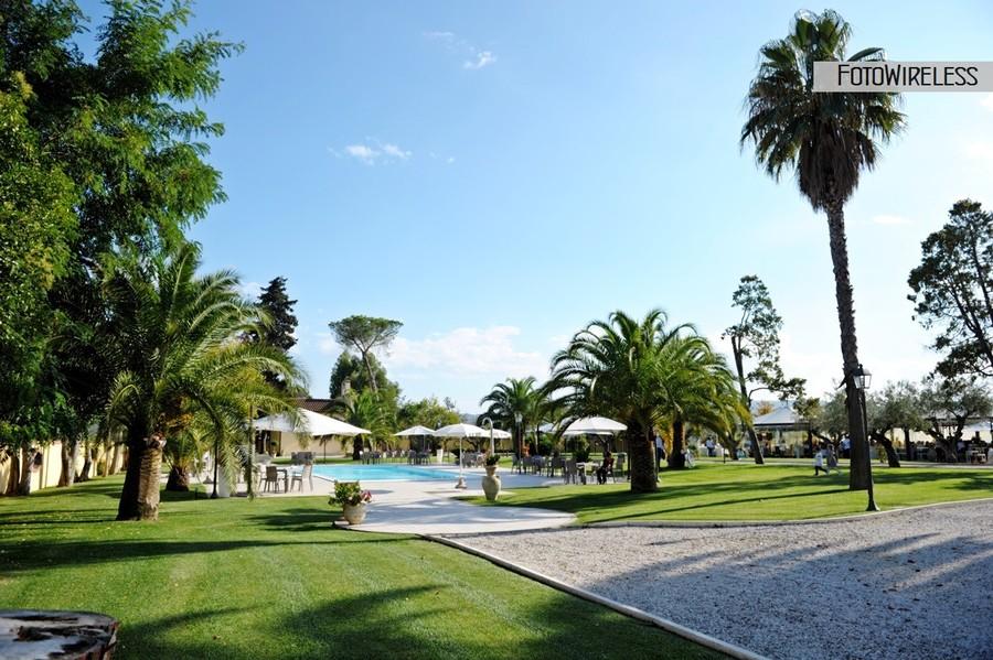 Piscina Villa Fiorita