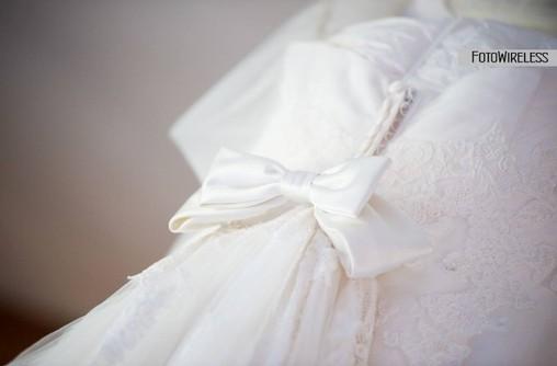 Abiti da sposa donati a santa rita